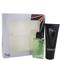 Buy Mackie by Bob Mackie Gift Set -- 3.4 oz Eau De Toilette Spray + 6.7 oz Shower Gel for Men online at best price, reviews