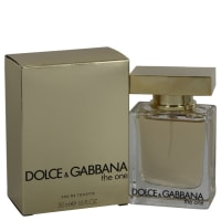 Buy The One by Dolce & Gabbana 1.6 oz Eau De Toilette Spray (New Packaging) for Women online at best price, reviews