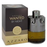 Buy Azzaro Wanted By Night by Azzaro 5 oz Eau De Parfum Spray for Men online at best price, reviews