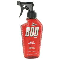 Buy Bod Man Most Wanted by Parfums De Coeur 8 oz Fragrance Body Spray for Men online at best price, reviews