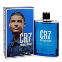 Buy Cr7 Play It Cool by Cristiano Ronaldo Eau De Toilette Spray 3.4 oz for Men online at best price, reviews