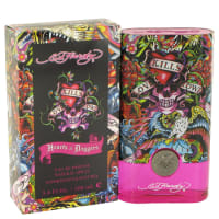 Buy Ed Hardy Hearts & Daggers by Christian Audigier 3.4 oz Eau De Parfum Spray for Women online at best price, reviews