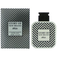 Buy Story of New Brand White by New Brand 3.3 oz Eau De Toilette Spray for Men online at best price, reviews