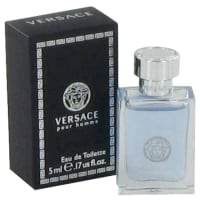 Buy Versace Pour Homme by Versace .17 oz Mini EDT for Men online at best price, reviews