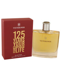 Buy Victorinox 125 Years by Victorinox 3.4 oz Eau De Toilette Spray (Limited Edition) for Men online at best price, reviews