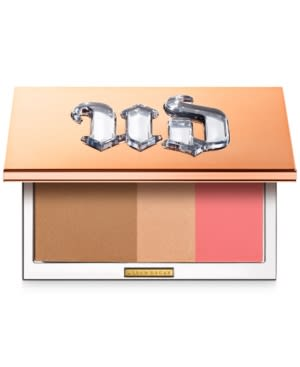 Urban Decay Stay Naked Threesome Blush Bronzer & Highlighter Palette