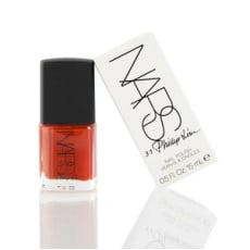 Nars Nail Polish Hell-Bent 0.25 Oz Deep Orange Red by Nars  for Women