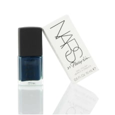 Nars Nail Polish Dark Room .25 Oz Deep Blue by Nars  for Women