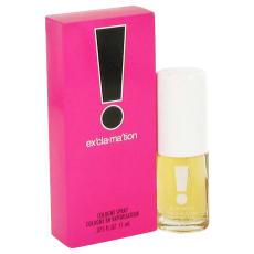 Exclamation by Coty Mini Cologne Spray .375 oz for Women