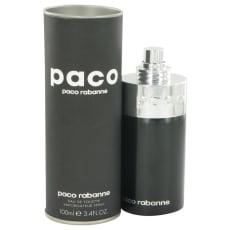 PACO Unisex by Paco Rabanne 3.4 oz Eau De Toilette Spray (Unisex) for Men