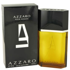 AZZARO by Azzaro 3.4 oz Eau De Toilette Spray for Men