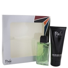 Mackie by Bob Mackie Gift Set -- 3.4 oz Eau De Toilette Spray + 6.7 oz Shower Gel for Men