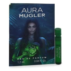 Mugler Aura by Thierry Mugler Vial (sample) .04 oz  for Women