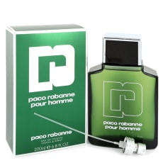PACO RABANNE by Paco Rabanne 6.8 oz Eau De Toilette Splash & Spray for Men