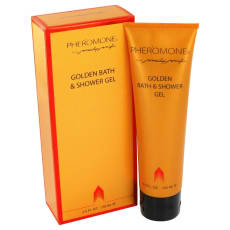 Pheromone by Marilyn Miglin Golden Bath & Shower Gel 4.5 oz for Women