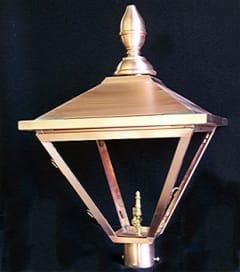 St. Louis Post Top Lantern