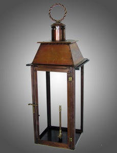 Milan bracket mount wall lantern
