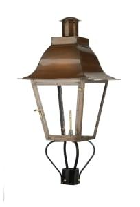 Rampart spider post lantern
