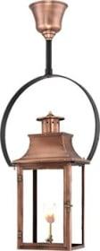 Royal Half Yoke Copper Lantern by Primo