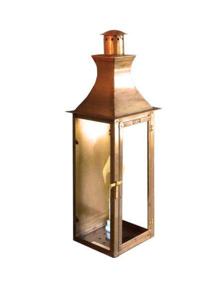 Regency Flush Mount Gas Lantern