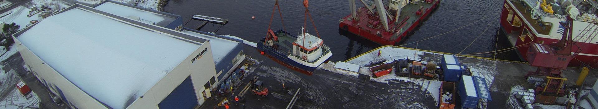 Ny daglig leder i Frydenbø Industri - Ålesund