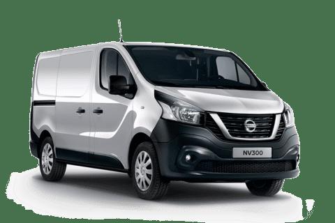 Nissan NV300 grå