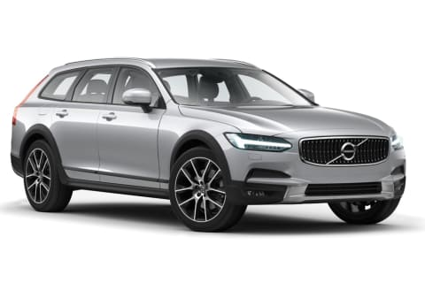 Volvo V90 Cross Country Bright Silver
