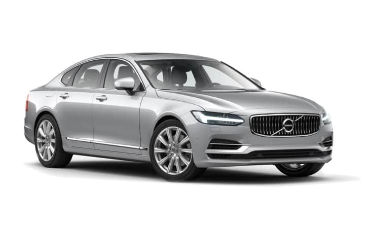 Volvo S90 Bright Silver Metallic