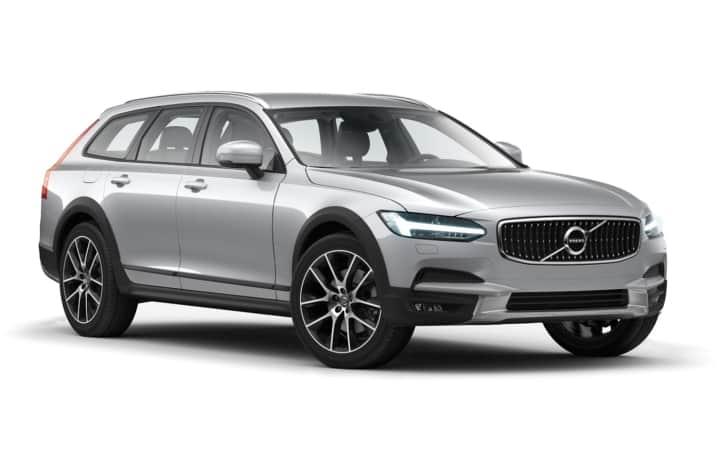 Volvo V90 Cross Country Bright Silver