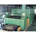 Secador De Madeira Press Dryer 2.400 3.000m²/H   Benecke