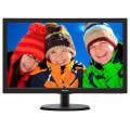 "Monitor 21.5"" 223vlhsb2   Philips"