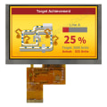 "Display Lcd Touch De 5""   Cl Comercial"