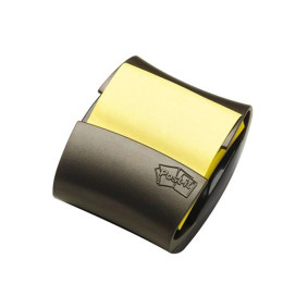 Suporte Post It Pop Up Pro330 Preto 76mmx76mm + 1bl   3 M