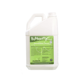 Desinfetante Pronto Uso Cleosol Pinho Fresh 5 Lts Butterfly   Audax