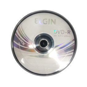 Dvd R 4.7 Gb Pino C/10   Elgin