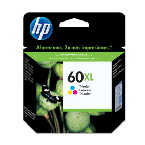 Cartucho Cc644 Wb Color 60 Xl   Hp