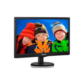 "Monitor Led 18.5"" D Sub 193v5lsb23   Philips"
