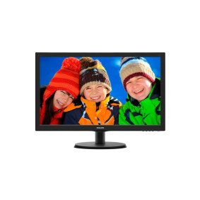 "Monitor Led 21.5"" D Sub 223 V5 Lsb2   Philips"