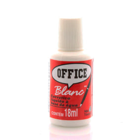 Corretivo Office Blanc 18 Ml   Radex