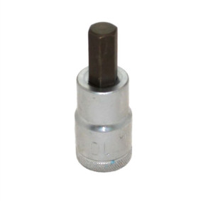 "Chave Soquete Hexagonal 1/2"" X 10mm Ref In19   Gedore"