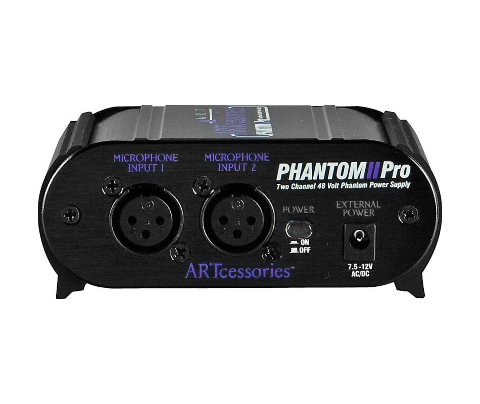 Art Phantom 2 Pro Dual Phantom Power Adapter