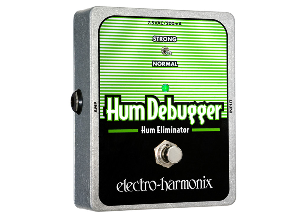 Details about Electro-Harmonix XO Hum Debugger Hum Eliminator Guitar Effect  Pedal