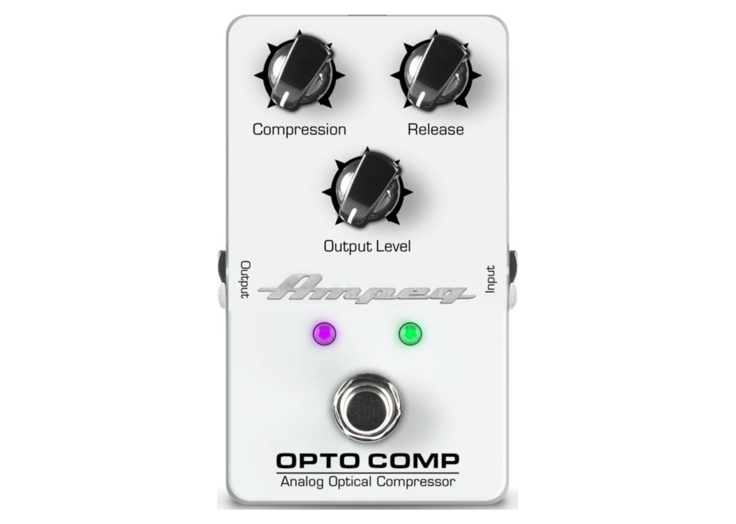 Details about Ampeg OPTO COMP Bass Compressor