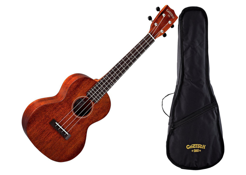 gretsch g9120 273 0040 321 roots collection tenor standard ukulele with gig. Black Bedroom Furniture Sets. Home Design Ideas