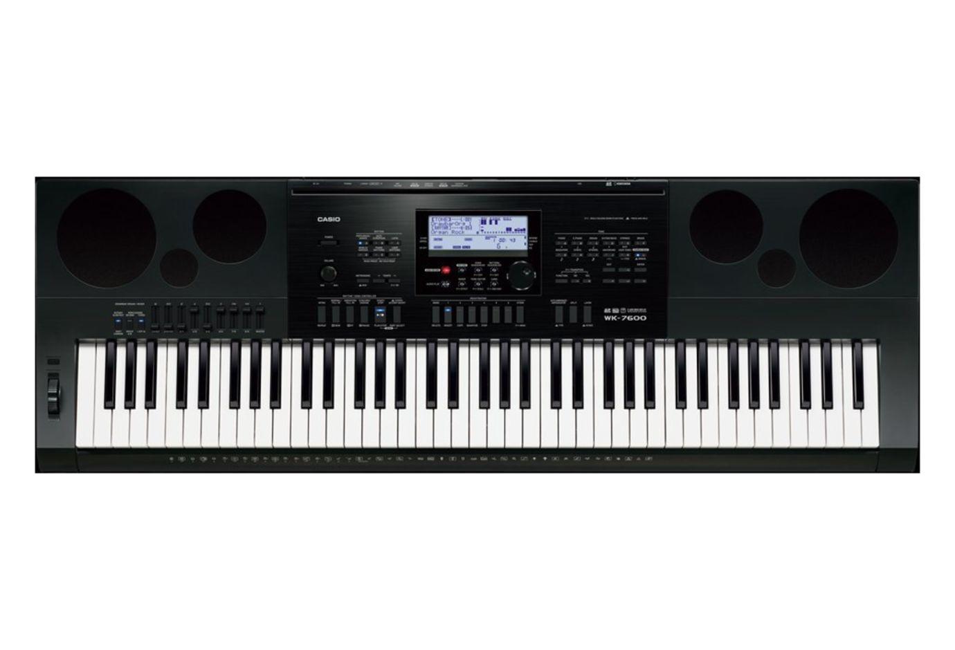 Keyboard Workstation : casio wk 7600 touch sensitive keyboard workstation ~ Russianpoet.info Haus und Dekorationen