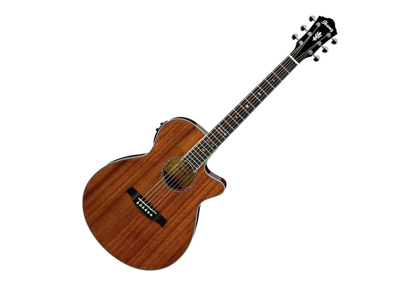 ibanez aeg12ii aeg acoustic electric guitar. Black Bedroom Furniture Sets. Home Design Ideas