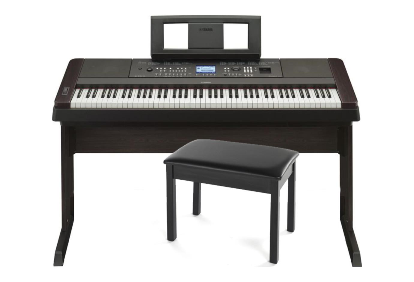 Yamaha dgx 650 88 key digital piano bundle for Yamaha full size keyboard with 88 keys