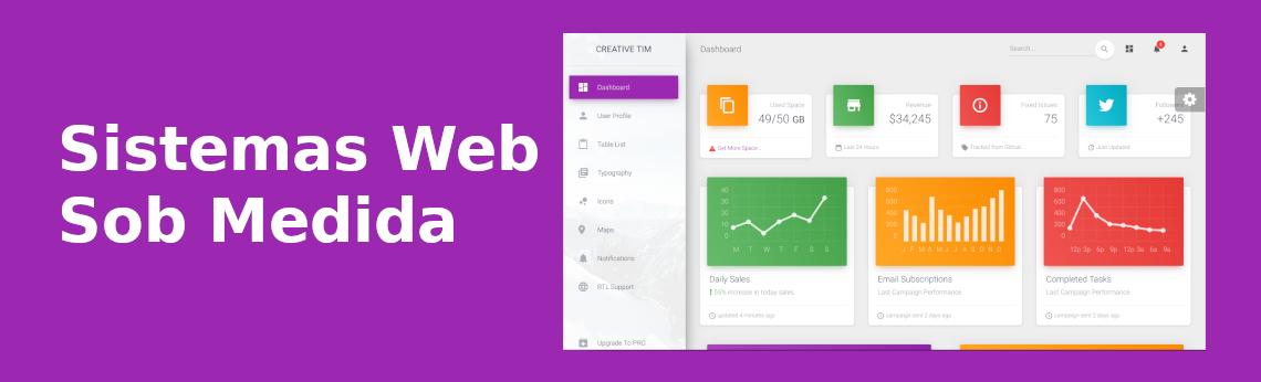 Sistemas Web Sob Medida