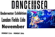 London Fields Lido swimming pool from the 11th-18th November
