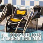 Workington Leisure Centre Pool Pod